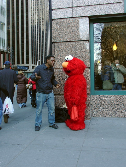 Elmo Returns!