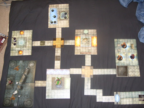 My Mini-Tomb of Horrors Tribute Dungeon