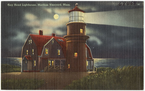 Gay Head Lighthouse, Martha's Vineyard, Mass. | by Boston Public Library