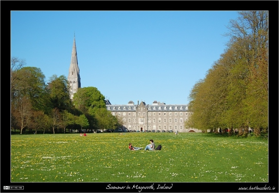Summer in Maynooth