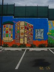 Dream Yard & Nos Quedamos Mural May 2008