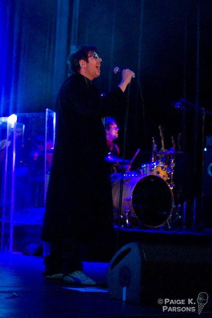 Echo & the Bunnymen @ Radio City Music Hall