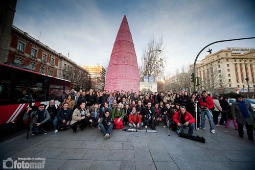 Photowalk OjoDigital Madrid. Foto de Grupo | by .:fotomaf:.