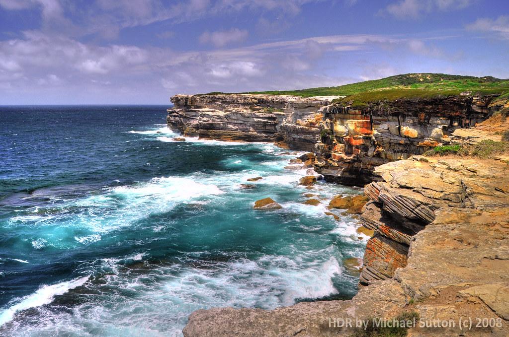 botany bay national park  nsw australia