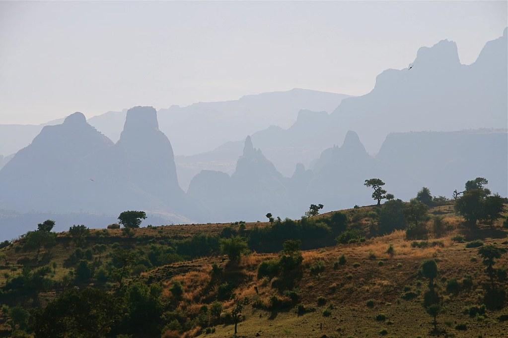 Ethiopia - Simien Mountains