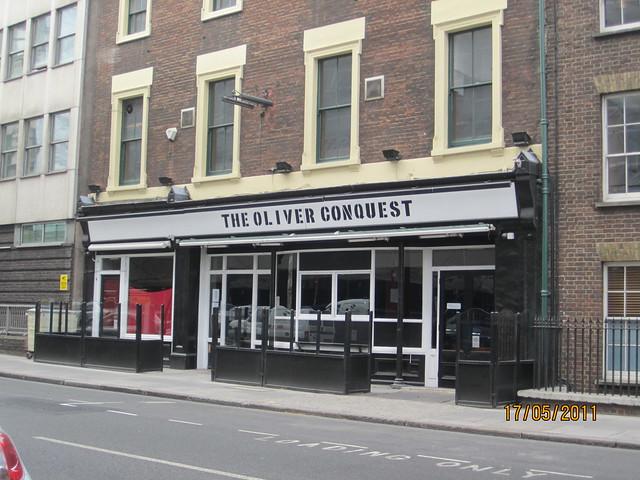 The Oliver Conquest Leman St E1