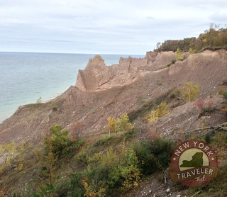 Chimney Bluffs 5 | by mrsmecomber