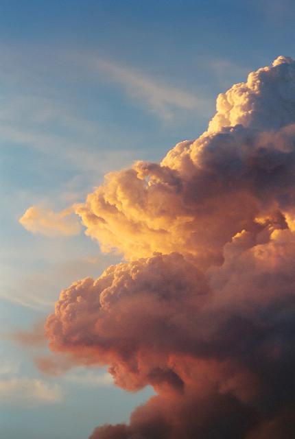 Fire Clouds #1
