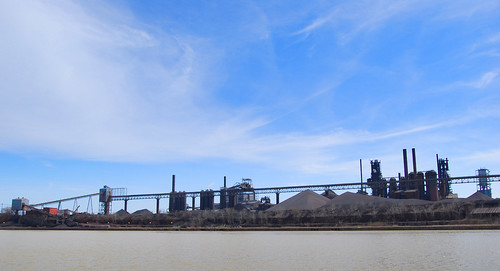 Lorain steel mill | by ronnie44052