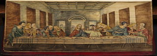 "[""The Last Supper,"" after Leonardo Da Vinci.] 
