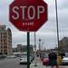 transit & street signs