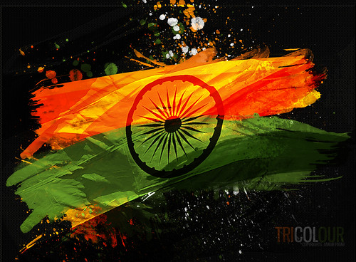 Indian Tricolour | by ankilien