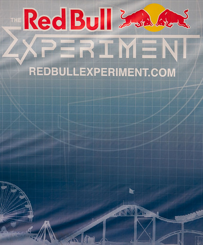 red bull experiment poster