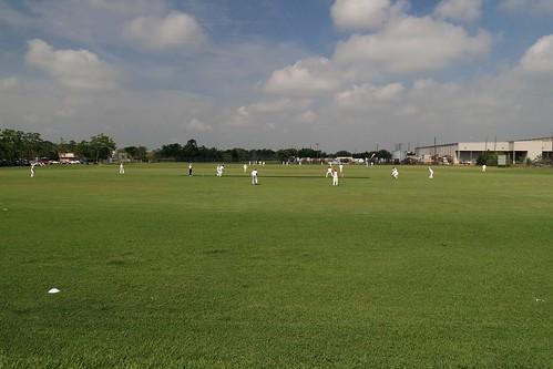 park sports field geotagged texas unitedstates houston cricket pitch regionalpark cricketgrounds tombass minnetex geo:lat=2959500033 geo:lon=9537120938 houstoncricketleague