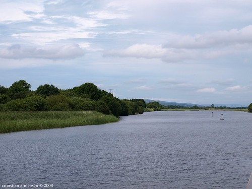 ireland galway water weather clouds rivercorrib underthebigsky irelandinmyheart