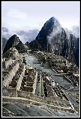 Machu Picchu, Monochrome