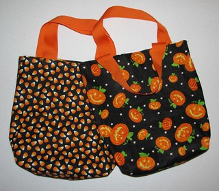 Trick or Treat Bags | by deew27