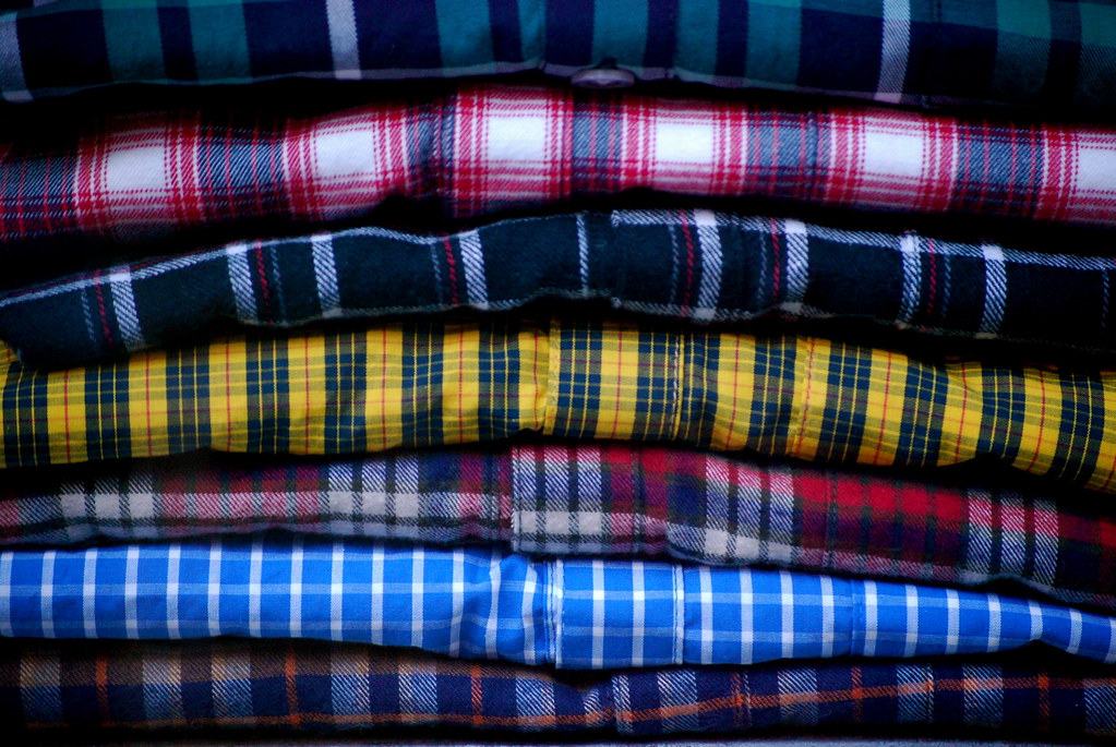 Flannelled