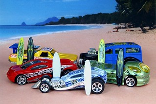 Hot Wheels 2003 Wild Wave Series | by HaarFager (Pro)