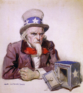 Uncle Sam is Broke | by Infrogmation