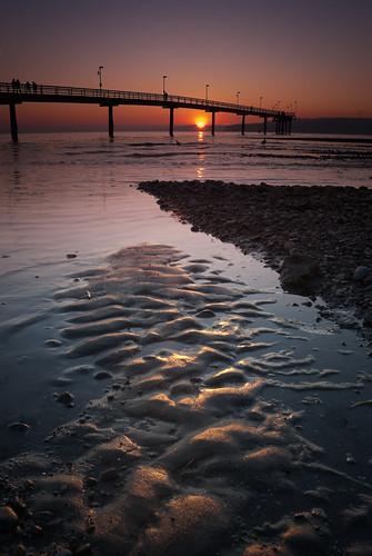 sunset urban beach marina landscape pier sand cityscape desmoines 18200vr d80 abigfave theunforgettablepictures platinumheartaward rubyphotographer