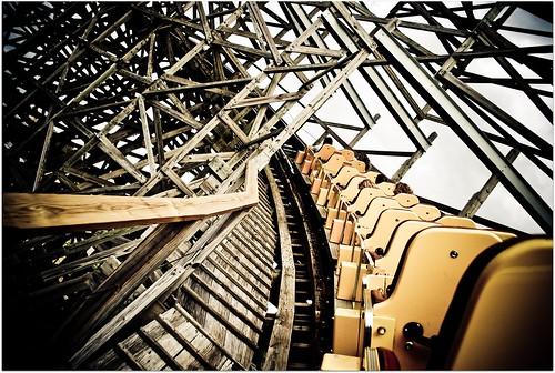 tampa wooden ride florida rollercoaster picnik buschgardens buschgardenstampa woodencoaster gwazi greatcoastersinternational buschgardensafrica