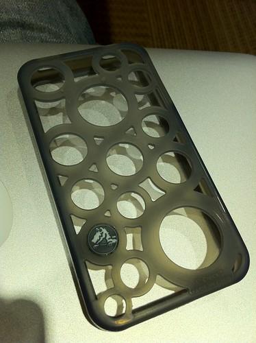Crocs iPhone4 Case | by okametaro2