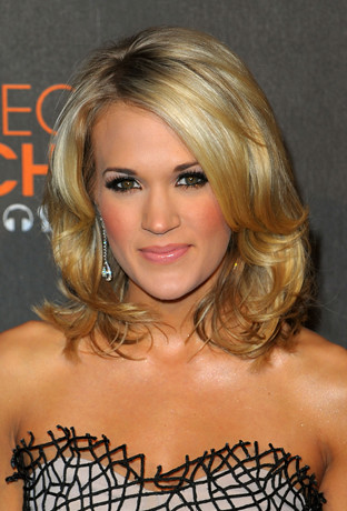 Carrie Underwood Hairstyles 5 Images For Carrie Underwood Flickr