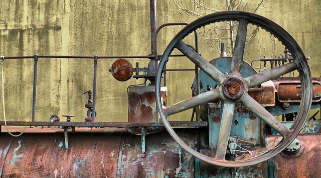 Dampfmaschine I