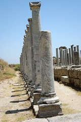 Perge Colonnade   by unionpearl
