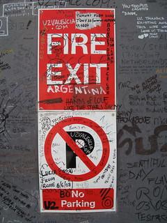 Graffiti (U2 Studio) / Dublin