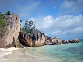 Anse Source D'Argent | by Fabio Calamosca