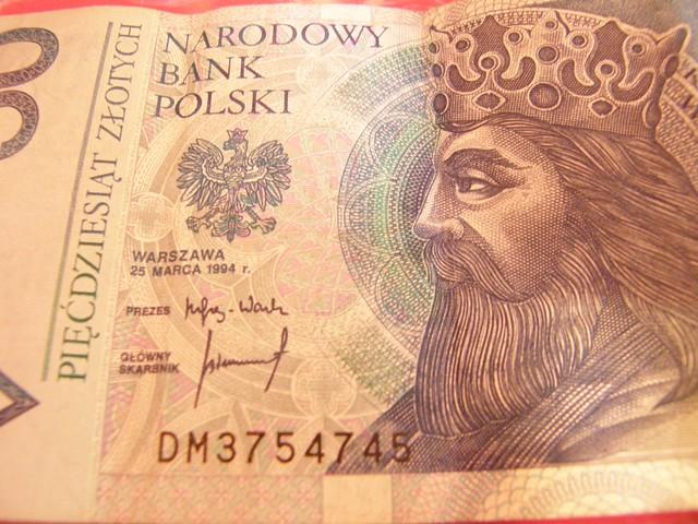 Change - monnaie polonaise