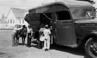 Bookmobile, 1936 | by Multnomah County Library