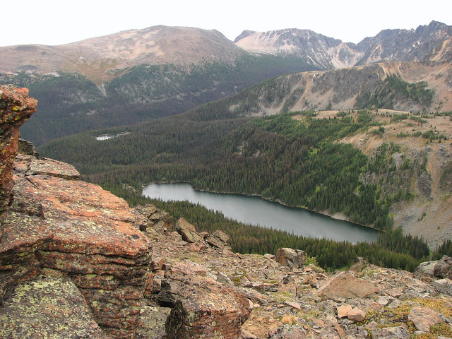 Red Mountain, 31 Aug 2007