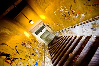 Down Stairs | by Thomas Hawk