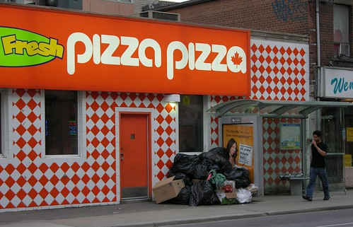 """Fresh"" Pizza in Toronto 