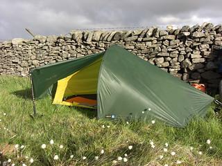 Buckden Wild Camp 09-06-08