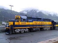 Alaska Rail   by Stellas mom