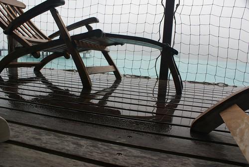 Lloviendo en Bora Bora | by quikelopez
