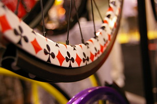 Custom Velocity Rims | by Dapper Lad Cycles
