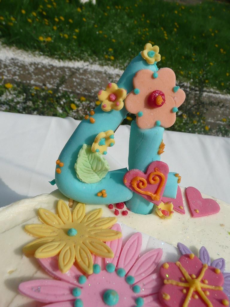 Astonishing Princess Jasmine Birthday Cake 4 Today Edible Number Flickr Personalised Birthday Cards Arneslily Jamesorg