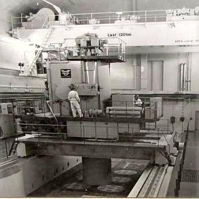 Flickriver: Photoset 'Ågesta Atomic reactor,Ågestaverken' by
