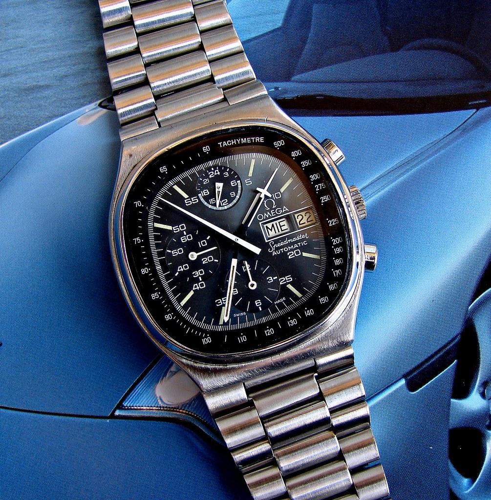 Omega Speedmaster MK V