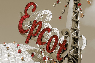 Disney - Epcot   by Express Monorail