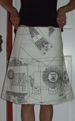 A-Line Skirt from Sew What! Skirts