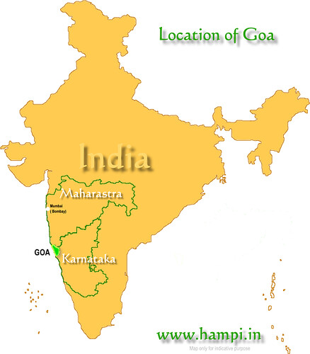 Location of Goa in India's map   Location of Goa in India's ... on hotels in goa india, new delhi, map of mexico, map of asia, vasco da gama, map of singapore, jammu and kashmir, beaches india, life in goa india, weather goa india, map of fort myers beach florida, map of taiwan, uttar pradesh, home india, map of mongolia, map goa beaches, map of maldives, map of beijing china, map pune india, temples india, capital of india, map of japan, andhra pradesh, map of brazil, states of india, tamil nadu, people of goa india,