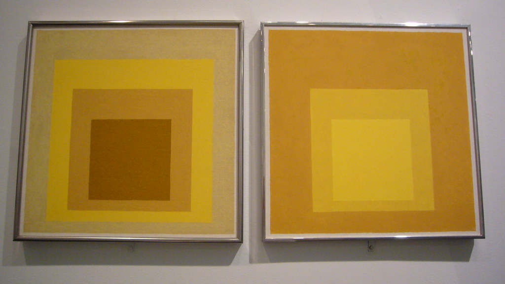 Josef Albers - 'Homage to the Square'