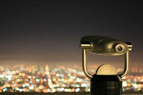 Telescope | by Leslie Kalohi / nevercoolinschool.com