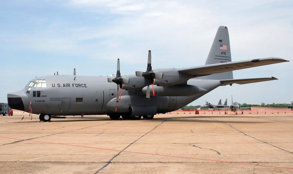 Lockheed Martin Wc 130j 53rd Weather Reconnaissance Squa Flickr